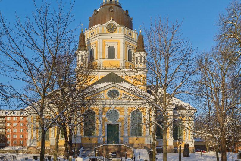 begravningsbyrå Stockholm