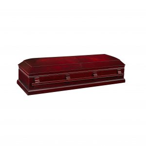 Continental begravningskista